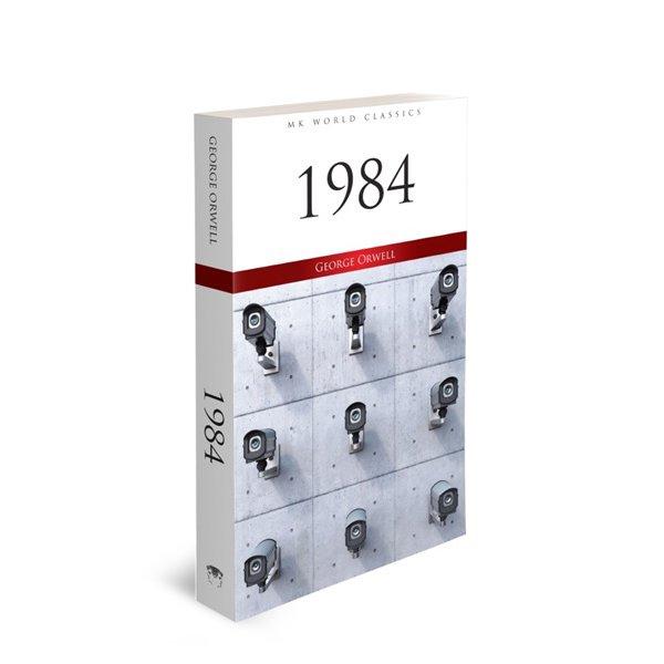 1984 İngilizce Roman