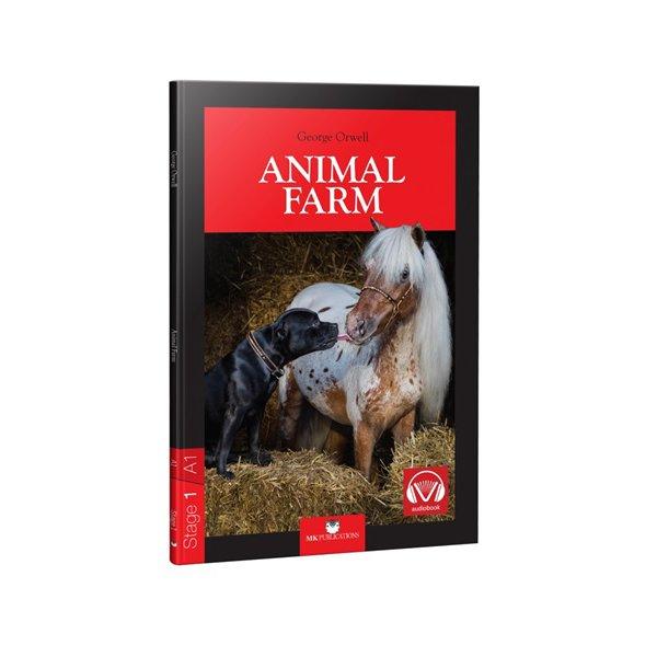 Stage 1 Animal Farm İngilizce Hikaye