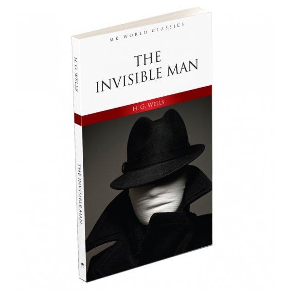 The Invisible Man İngilizce Roman
