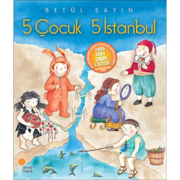5 Çocuk 5 İstanbul