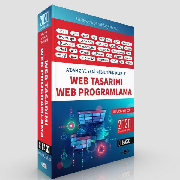 Web Tasarımı ve Web Programlama Level Kitap