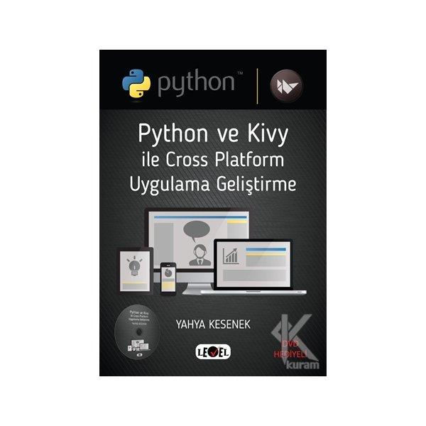 Python ve Kivy İle Cross Platform Uygulama Geliştirme Level Kitap