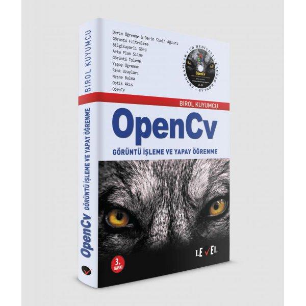 OpenCv Level Kitap