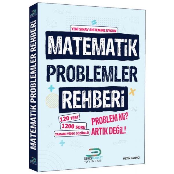 Matematik Problemler Rehberi Ders Market Yayınları