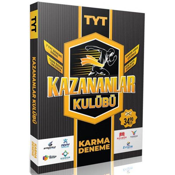 2021 TYT Kazananlar Kulübü 7 Karma Deneme Video Çözümlü