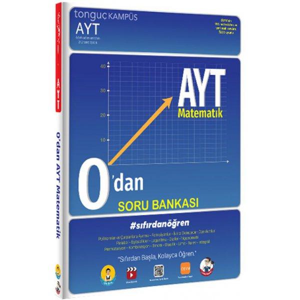 0´dan AYT Matematik Soru Bankası Tonguç Akademi