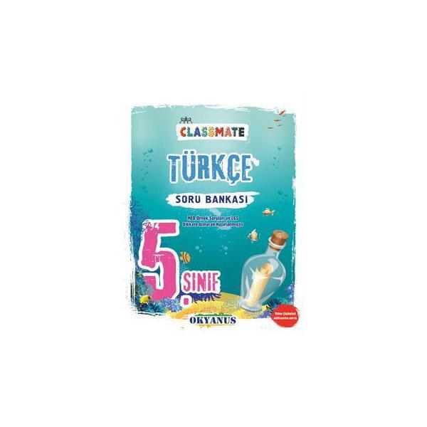 5. Sınıf Classmate Türkçe Soru Bankası Okyanus Yayınları