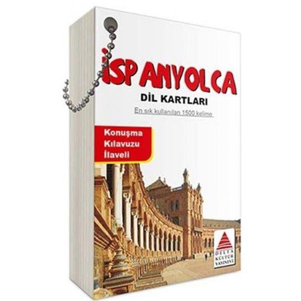 Delta Kültür İspanyolca Dil Kartları