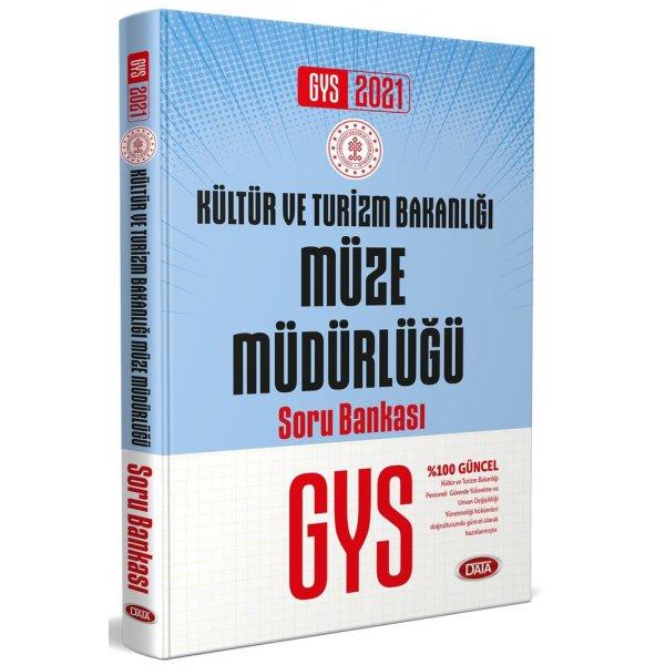 2021 GYS Kültür ve Turizm Bakanlığı Müze Müdürlüğü Soru Bankası Data Yayınları