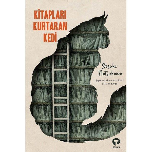 Kitapları Kurtaran Kedi
