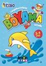 Zenginleştirilmiş Boyama Kitabı 3 4 Yaş Limon Kids Yayınları