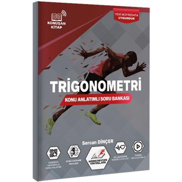 Kondisyon Yayınları Trigonometri Konu Anlatımlı Soru Bankası
