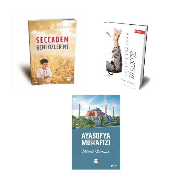 Mikail Okumuş Üçlemesi Tüm Eserler