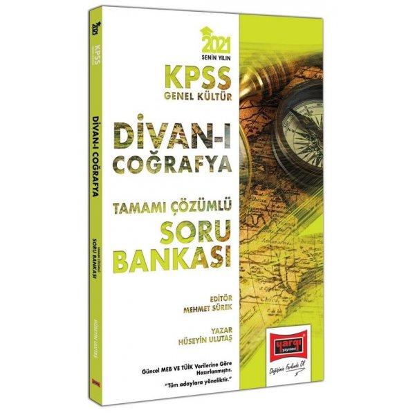 2021 KPSS Genel Kültür Divan ı Coğrafya Tamamı Çözümlü Soru Bankası Yargı Yayınları