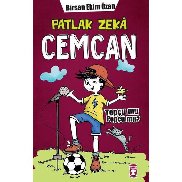 Patlak Zeka Cemcan 7 - Topçu mu Popçu mu?