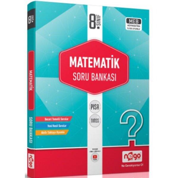 Nego Yayınları 8. Sınıf Matematik Soru Bankası