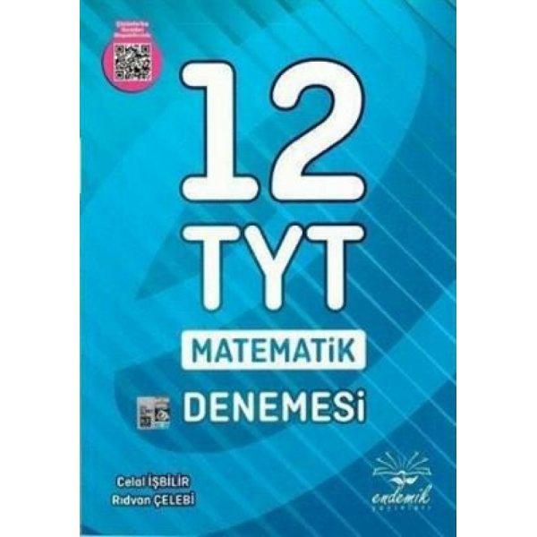 TYT 12 Matematik Denemesi Endemik Yayınları