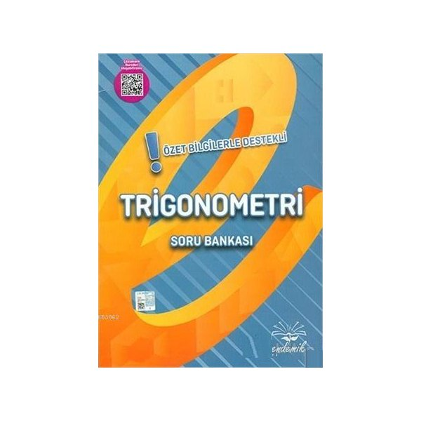 Trigonometri Özet Bilgilerle Destekli Soru Bankası Endemik Yayınları