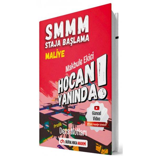 2021 SMMM Staja Başlama Maliye Hocan Yanında Pratik Ders Notları Dijital Hoca Yayınları