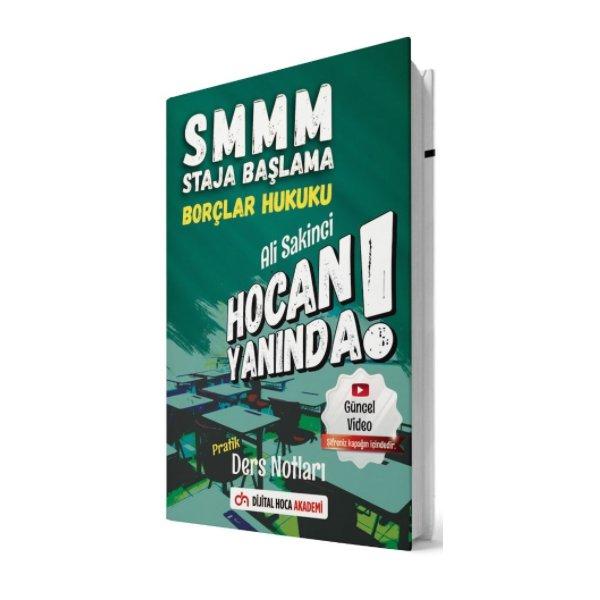 2021 SMMM Staja Başlama Borçlar Hukuku Hocan Yanında Pratik Ders Notları - Ali Sakinci Dijital Hoca Akademi