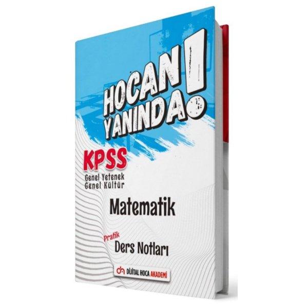 2021 KPSS Matematik Hocan Yanında Pratik Ders Notları Dijital Hoca Akademi
