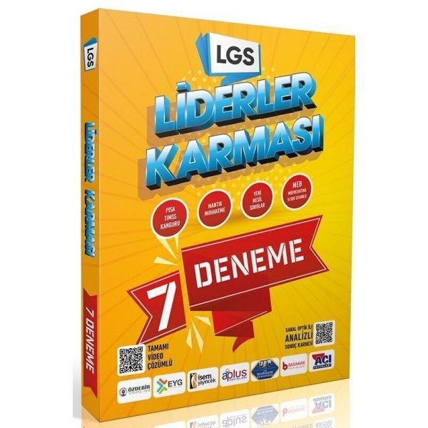 Liderler Karması 8. Sınıf LGS 7 Deneme
