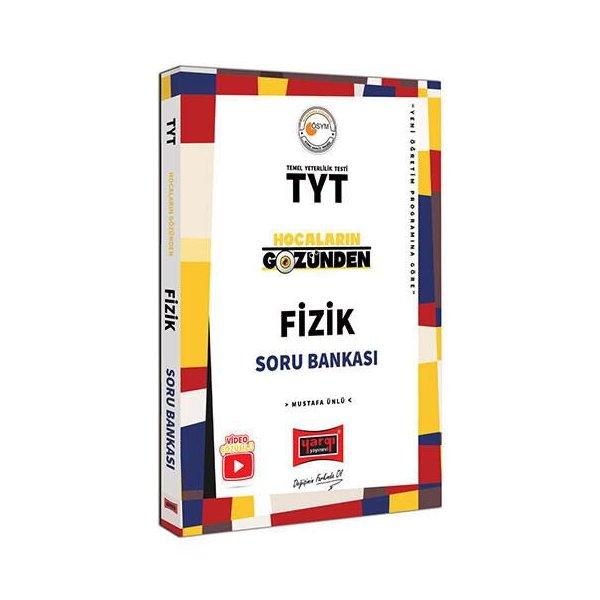 TYT Hocaların Gözünden Fizik Soru Bankası Yargı Yayınları