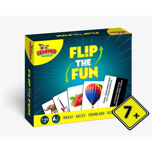Flip The Fun (Eğlenceyi Çevir)