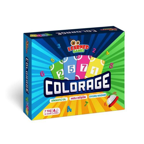 Colorage (Dikkatli Ol, Hızlı Düşün, Oyunu Kazan)