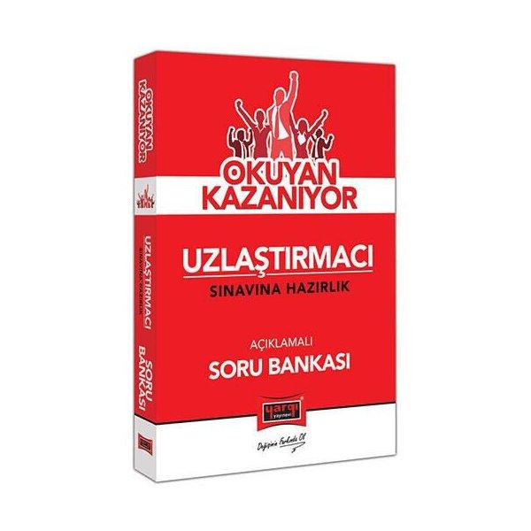 Okuyan Kazanıyor Uzlaştırmacı Sınavına Hazırlık Açıklamalı Soru Bankası Yargı Yayınları