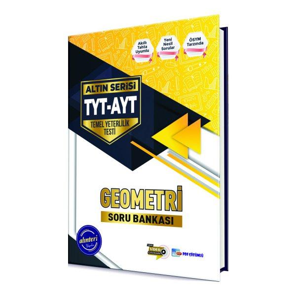 2021 TYT AYT Geometri Soru Bankası Alınteri Yayınları