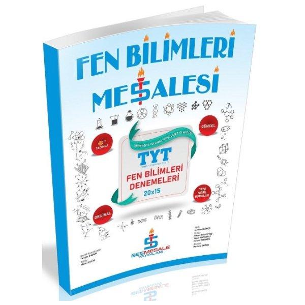 TYT Fen Bilimleri Meşalesi 20x15 Deneme Beş Meşale Yayınları
