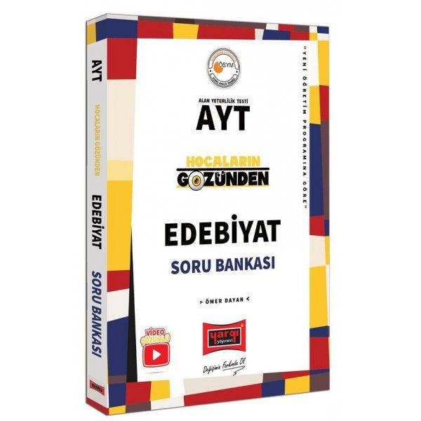 AYT Hocaların Gözünden Edebiyat Soru Bankası Yargı Yayınları