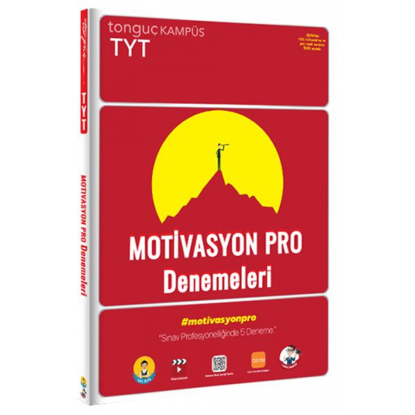 Tonguç Akademi TYT Motivasyon Pro Denemeleri