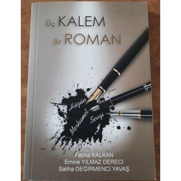Üç Kalem Bir Roman