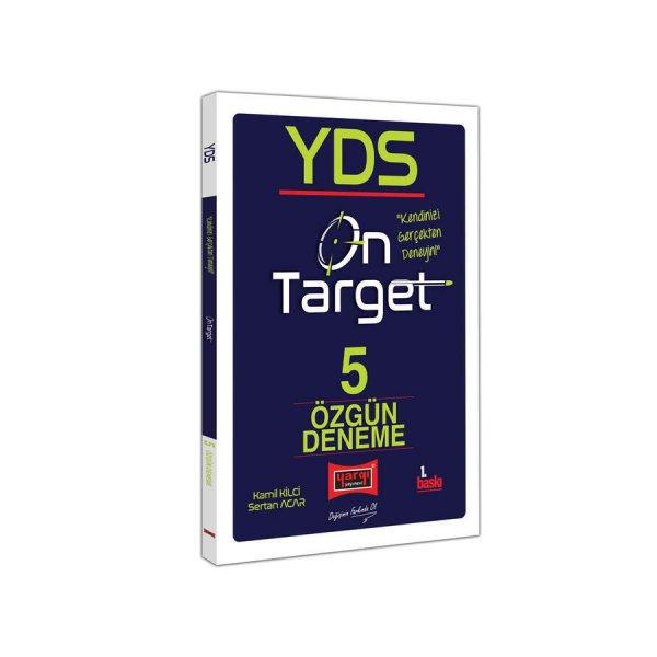 YDS On Target 5 Özgün Deneme Sınavı Yargı Yayınları