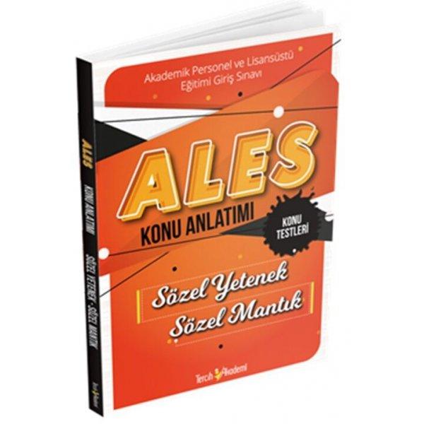 Tercih Akademi ALES Sözel Yetenek Sözel Mantık Konu Anlatımı