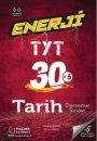 Palme Yayınları TYT Tarih Enerji 30 Deneme Sınavı