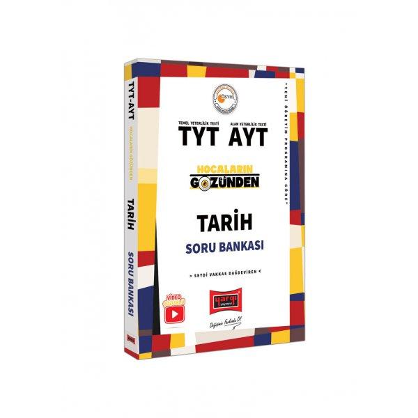 TYT AYT Hocaların Gözünden Tarih Soru Bankası Yargı Yayınları