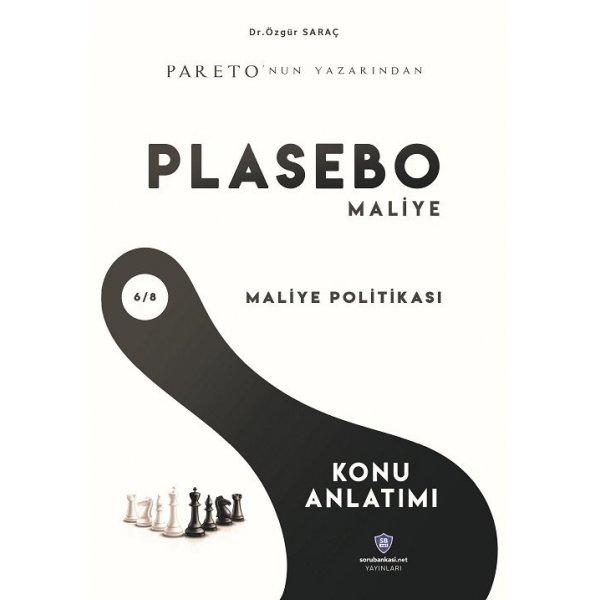 KPSS A Grubu PLASEBO Maliye Politikası Konu Anlatımlı - Özgür Saraç Sorubankası.net Yayınları