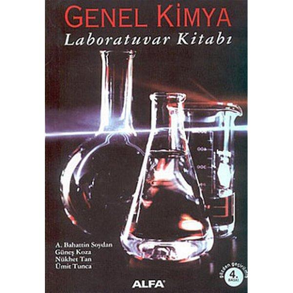 Genel Kimya-Laboratuar Kitabı