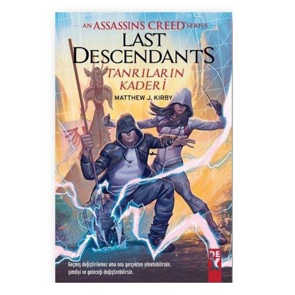 An Assasin's Creeed Series-Last Descendants-Tanrıların Kaderi