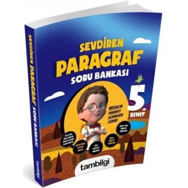Tambilgi Yayınları 5. Sınıf Sevdiren Paragraf Soru Bankası