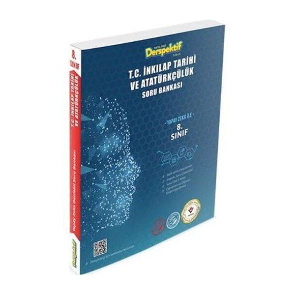 Derspektif Yayınları 8. Sınıf TC Inkılap Tarihi ve Atatürkçülük Akıllı Öğrenme Ekosistemi