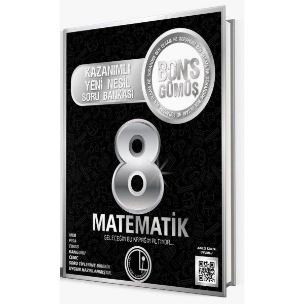 Levent İçöz 8. Sınıf Matematik Bons Gümüş Soru Bankası