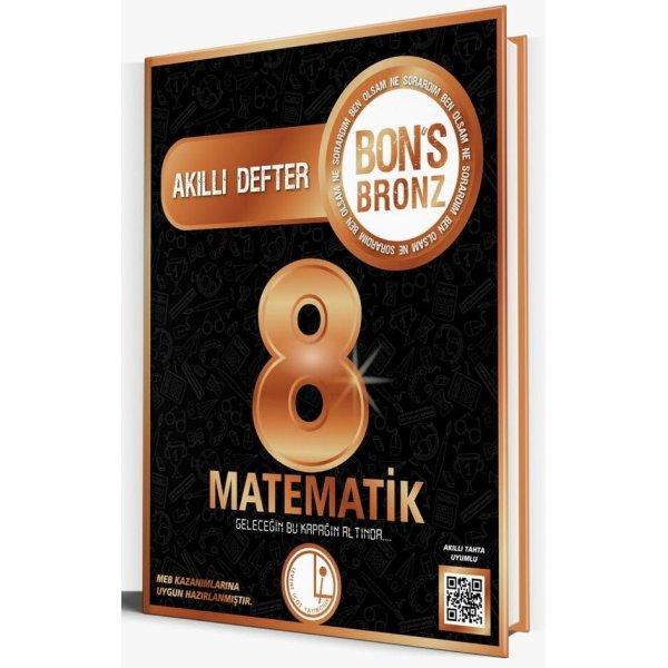 Levent İçöz 8. Sınıf Matematik Bons Bronz Akıllı Defter