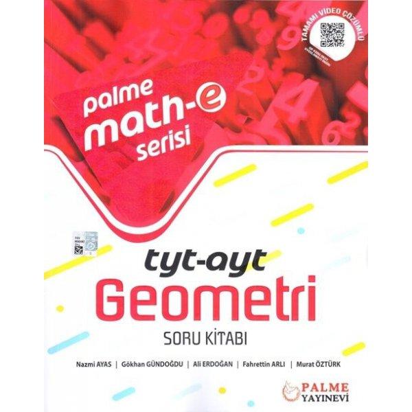 TYT AYT Geometri Soru Kitabı Palme Mathe Serisi Palme Yayınları