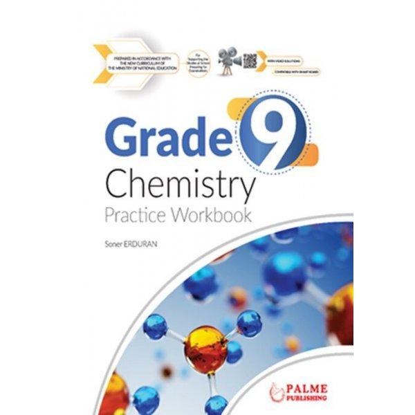 9. Sınıf Chemistry Practice Workbook Palme Yayınları