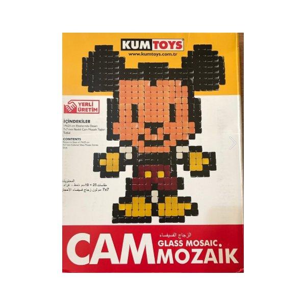 Cam Mozaik Kum Toys