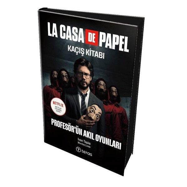 La Casa De Papel Kaçış Kitabı